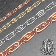Handmade chains # 25
