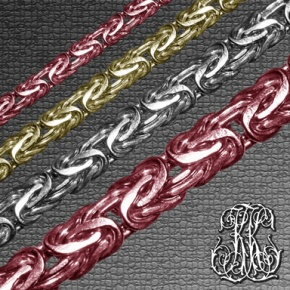 Handmade chains # 38
